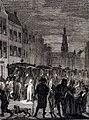Reinier Vinkeles, Begrafenis van de Franse markies de Maillebois, Maastricht, 17-12-1791.jpg