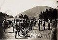 Reise Kaiser Karls I. an die Isonzofront, Istrien, Kärnten und Vorarlberg. in der Zeit vom 1-6.VI.1917. 4.6.1917 - Ankunft in Tarvis (BildID 15565233).jpg