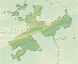Welschenrohr is located in Canton of Solothurn