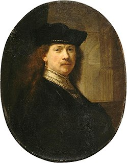 painting by Rembrandt, 1640, Louvre