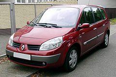 Renault Scenic II Phase I