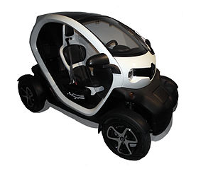Renault Twizy - Twizy Technic – doors are optional