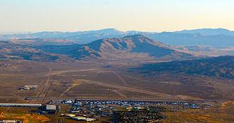 Reno Stead Airport - Reno Stead airport