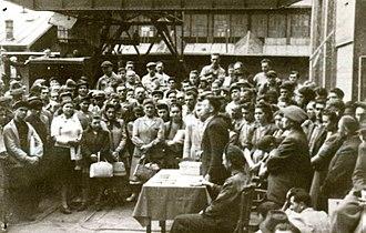 Reșița works - Image: Resita 1948