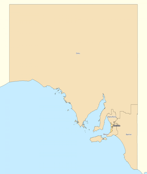 Rest of South Australia divisions overview 2010