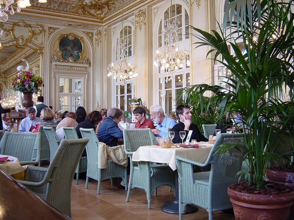 Restaurante wikipedia la enciclopedia libre for Restaurante frances