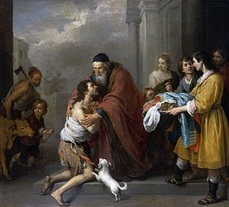 1669 in art - Murillo – Return of the Prodigal Son, National Gallery of Art