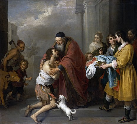 Mardi de la 3ème semaine de Carême 464px-Return_of_the_Prodigal_Son_1667-1670_Murillo