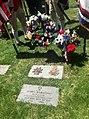 Rev. James Robinson grave at Elmwood Cemetery in Detroit.jpg