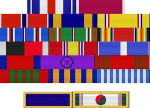 Robert wynn united states army soldier wikivisually robert sink general sinks ribbon bar fandeluxe Image collections