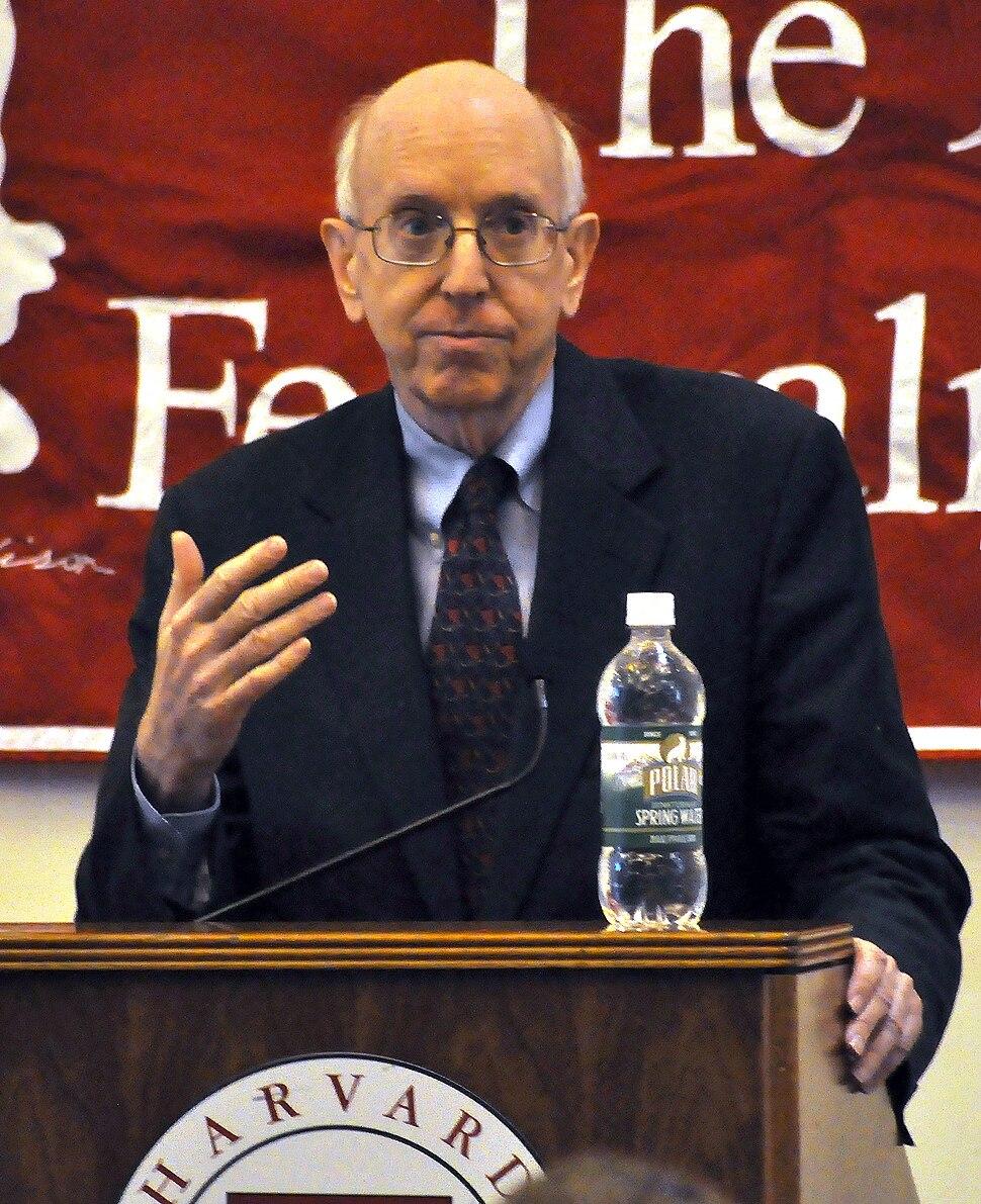 Richard Posner at Harvard University