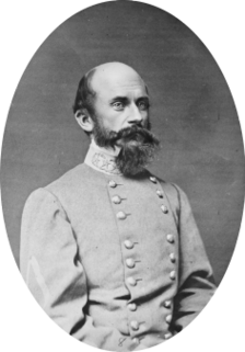 Richard S. Ewell Confederate Army general