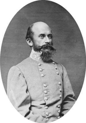 Second Corps, Army of Northern Virginia - Lt. Gen. Richard S. Ewell.