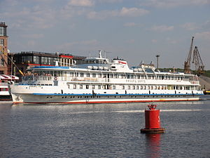 Rikhard Zorge on Khimki Reservoir 30-jul-2012 04.JPG