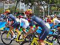 Rio 2016 - Road cycling women's road race (29336514735).jpg