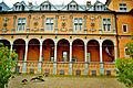 Ritterschloss Rheydt -- Herrenhaus und Hofseite mit Loggia (7655320358).jpg