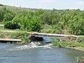 River Kalmius near Pavlohradske village, Donetsk region, Ukraine — Річка Кальміус біля села Павлоградське, Донецька область 2.jpg