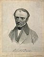 Robert Edmond Grant. Lithograph by T. Bridgford. Wellcome V0002371.jpg
