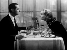 Robert Montgomery en Carole Lombard in Mr. and Mrs. Smith