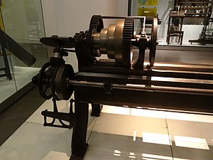 Richard Roberts (engineer) - Image: Roberts lathe at Science Museum 02
