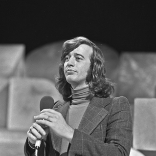 Robin Gibb British-Australian singer, songwriter and Bee Gees co-founder