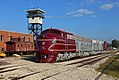 Rock Island 652 and 630, Railroad Days, Oelwein, IA (36679627161).jpg