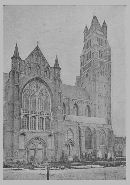 Pourquoi Bruges Est Une Grande Ville Commerciale Au Moyen Age