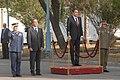 Rodríguez Zapatero visita la Base Central de la Unidad Militar de Emergencias.jpg