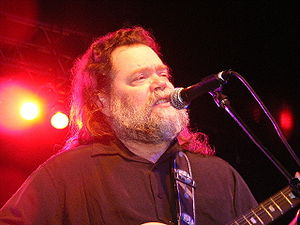 Roky Erickson - Erickson performing at Austin Music Awards (2008)