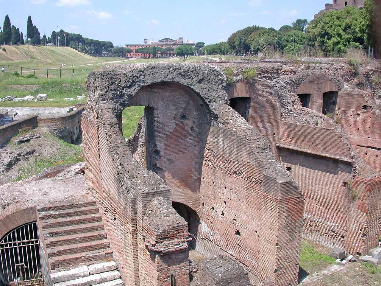 The Unusual Italy - Il Circo Massimo