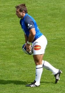 Romain Teulet French rugby union player