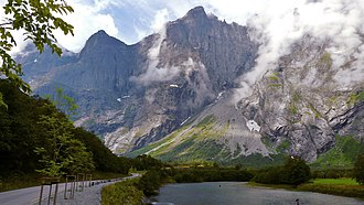 Romsdalen - Image: Romsdalen