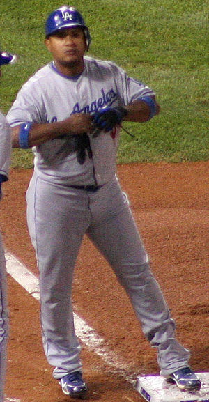 Ronnie Belliard - Image: Ronnie Belliard 2 cropped