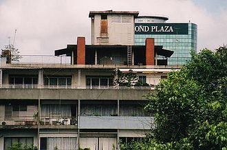 Operation Frequent Wind - Rooftop of 22 Gia Long Street in 2002