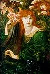 Rossetti, Dante Gabriel - La Ghirlandata - 1871-1874.jpg