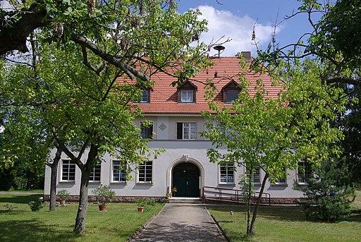 Alte Schule, Rotdornweg 1, Bad Freienwalde, OT Altranft