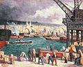 Rouen, le Port by Maximilien Luce 1913.jpg
