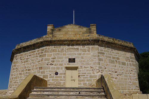 Thumbnail from Fremantle Round House