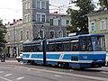 Route 1 tram in Tallinn September 2015.jpg