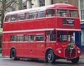 Routemaster RML2389 (JJD 389D), Park Road NW1, 16 March 2013.jpg