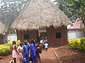 Royal entrance in the west Cameroon.jpg