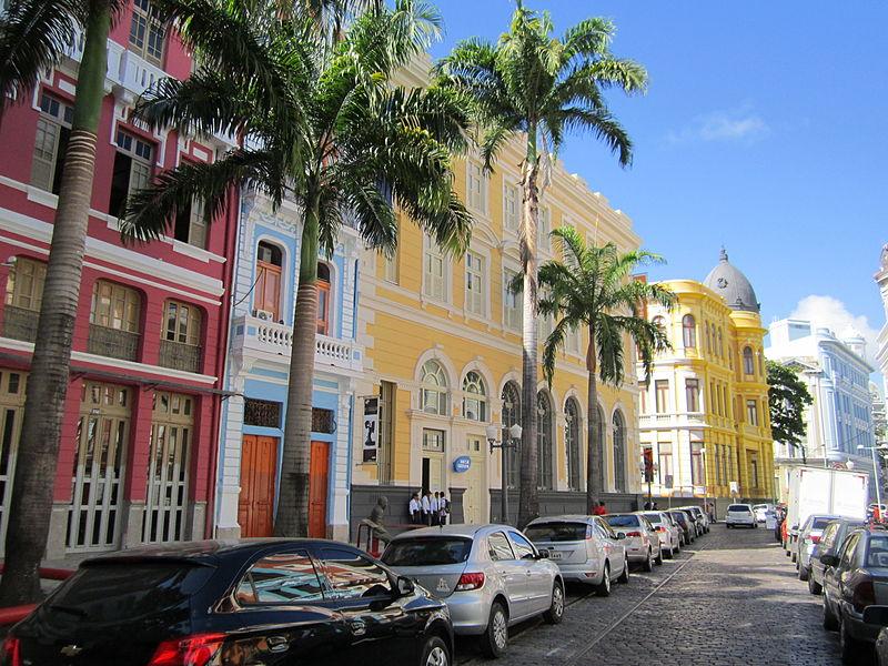Passeio em Recife