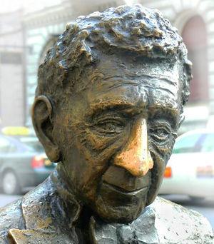 Deutsch: Arthur Rubinstein Denkmal Lodsch