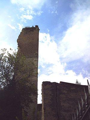Normanno Castle (Anversa degli Abruzzi) - Norman castle in Anversa degli Abruzzi