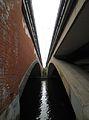 Runnymede Bridges underside 1.JPG