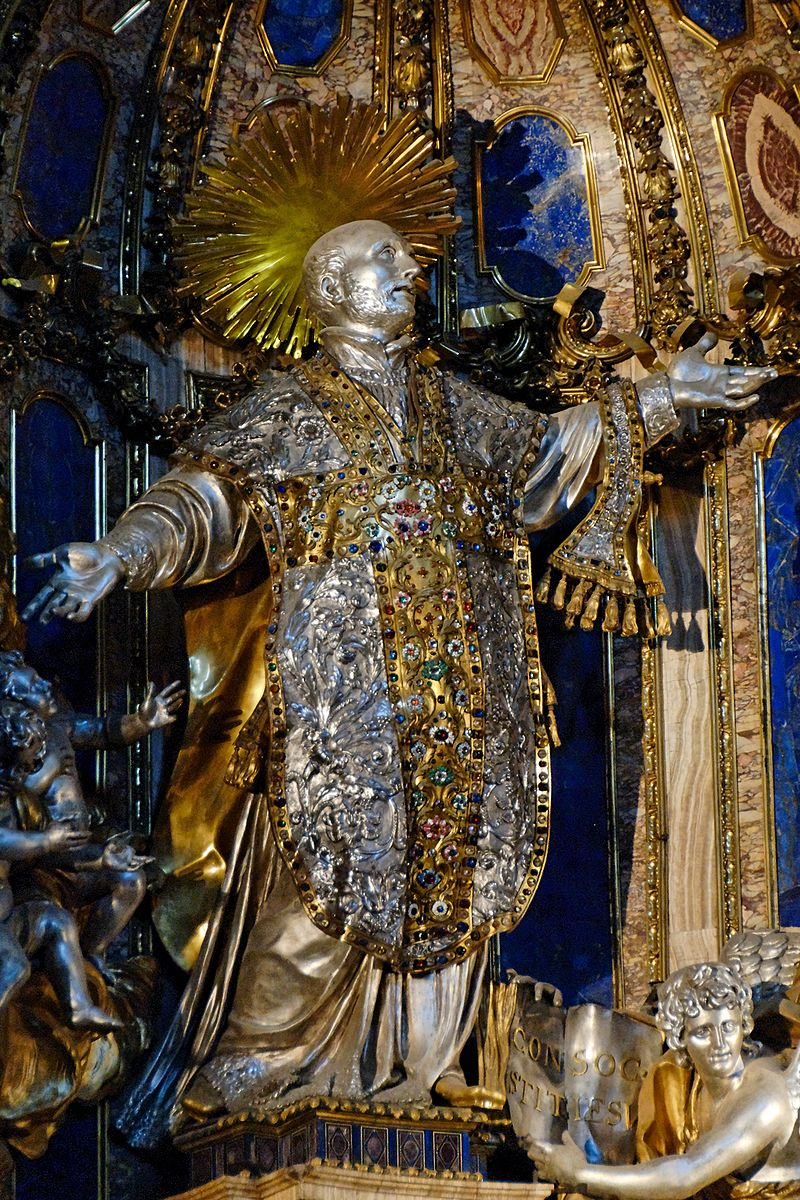 https://upload.wikimedia.org/wikipedia/commons/thumb/1/1d/S._Ignatius_Le_Gros_Gesu_Rome.jpg/800px-S._Ignatius_Le_Gros_Gesu_Rome.jpg