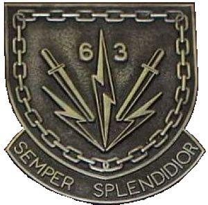63 Mechanised Battalion Group - SADF 63 Mechanised Battalion unit emblem
