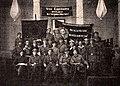 SAT-kongreso 1926 Leningrado frontbatalantoj.jpg