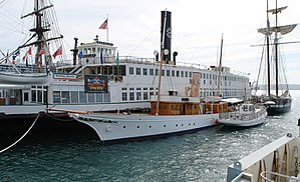 Medea (yacht) - Image: SDMM Medea