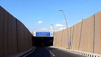 Sahar Elevated Access Road - Exit from Western Express Highway
